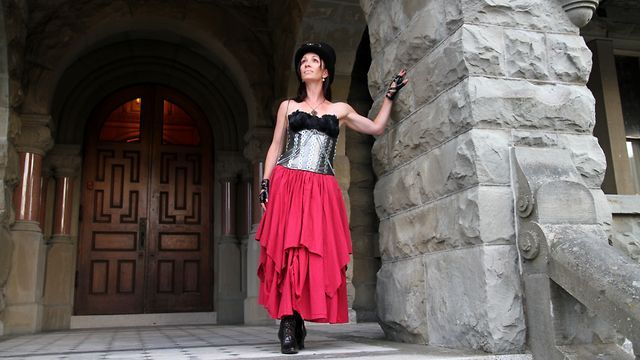 Steampunk Culture at the Castle by Martial Media.