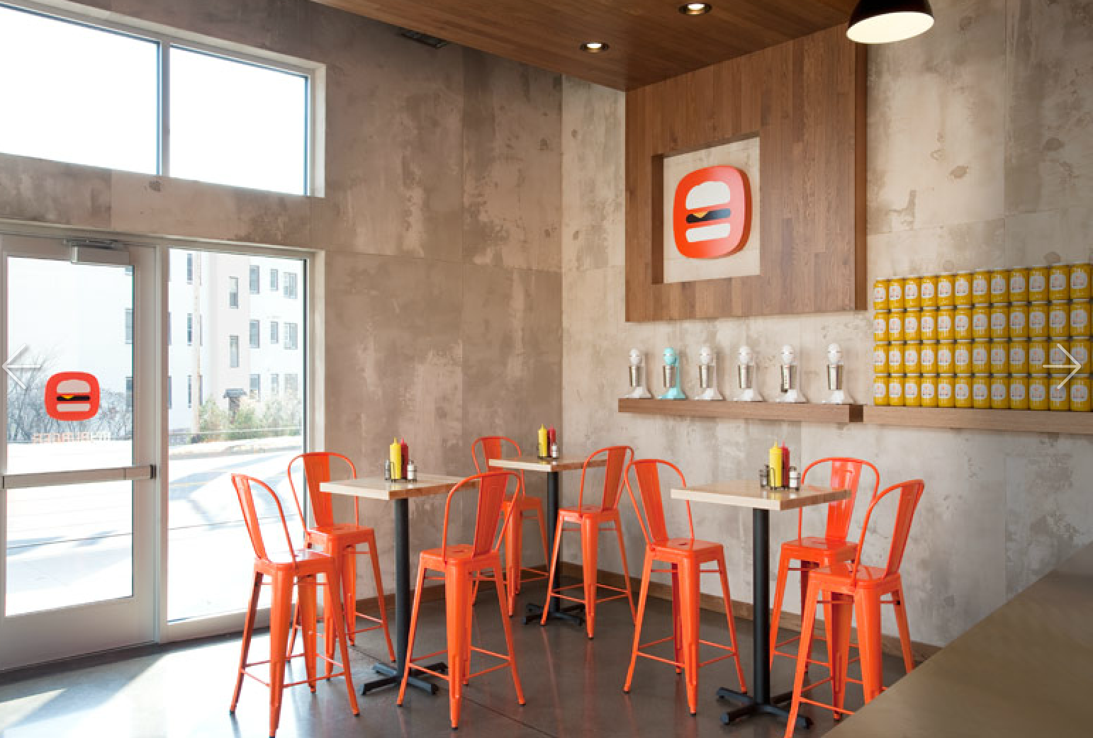 fameretail.com fast food interior design | interiors | Pinterest ...