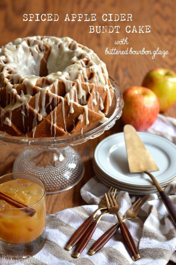 Spice bundt cake glaze recipe