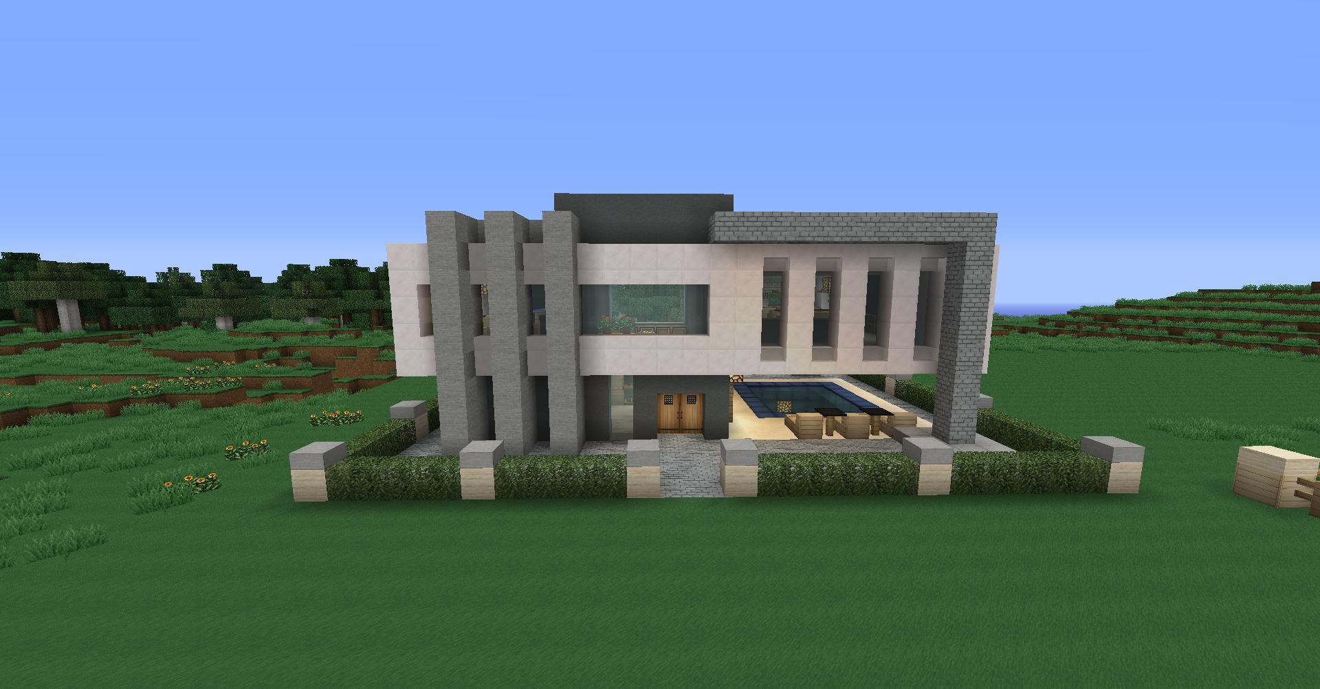50+ Best minecraft modern houses info