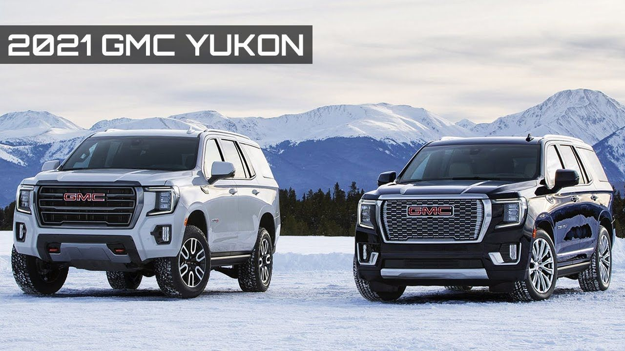New 2021 GMC Yukon Best SUVs for Off Road in 2020 Gmc