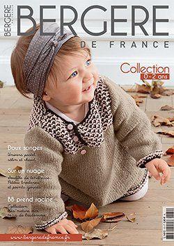 Un bonnet de bébé style aviateur. Découvrez vite comment tricoter ce très  rigolo bonnet semblable à celui des aviateurs. bergère de france magazine 001c8e1b366