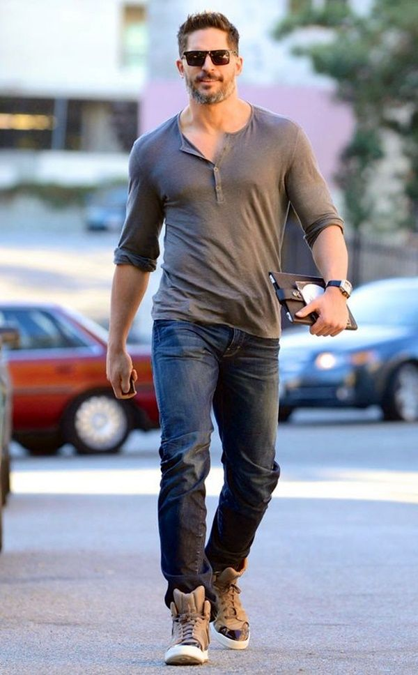 40 Casual Outfits For Men Over 40 | Menu0026#39;s fashion Mens fashion clothing and Man outfit