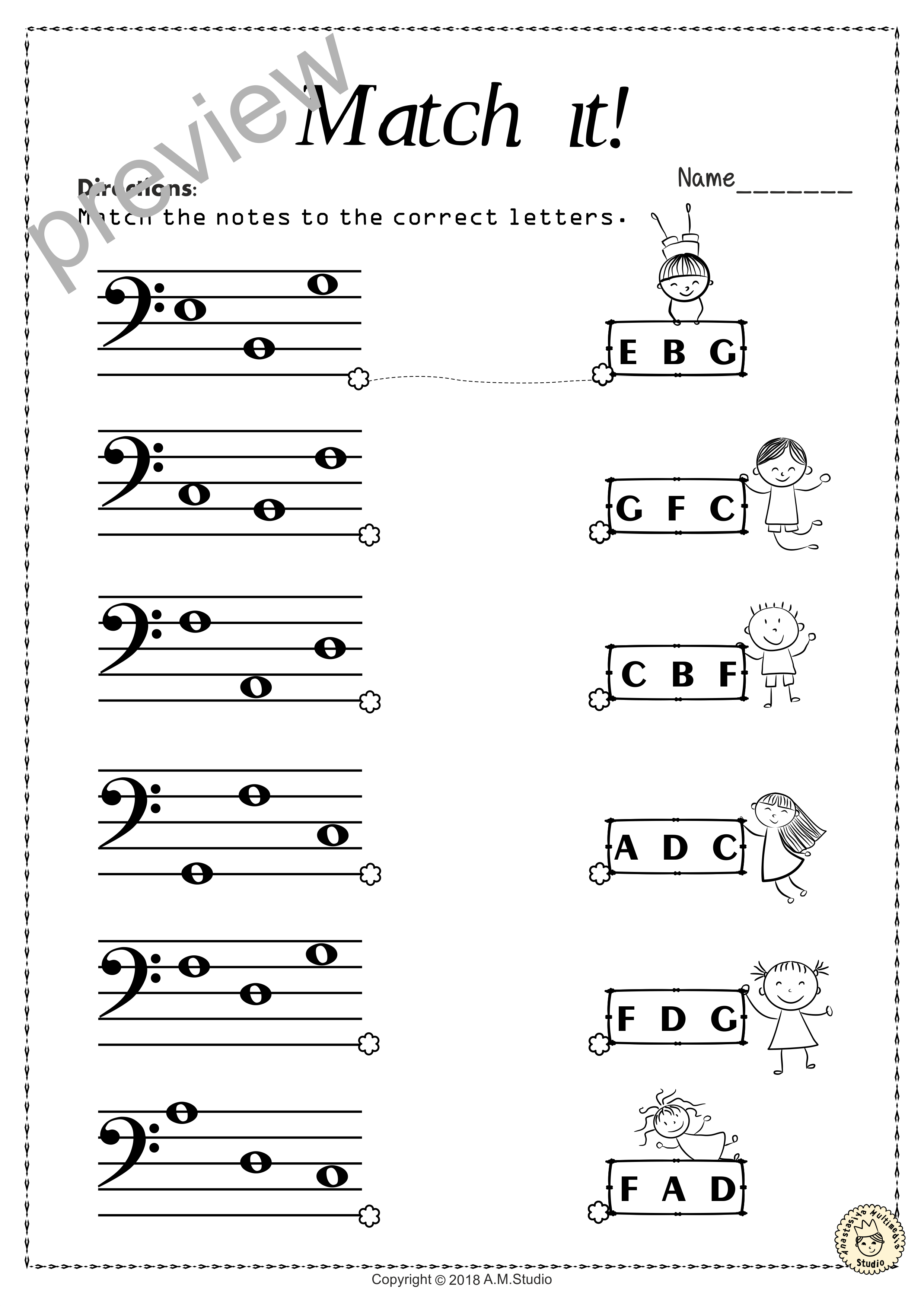 This Set Of 10 Music Worksheets Is Designed To Help Your