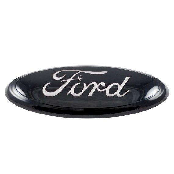 """Black ABS Red Coated /""""Shelby/"""" Letters Emblem Badge For Ford Mustang new"""