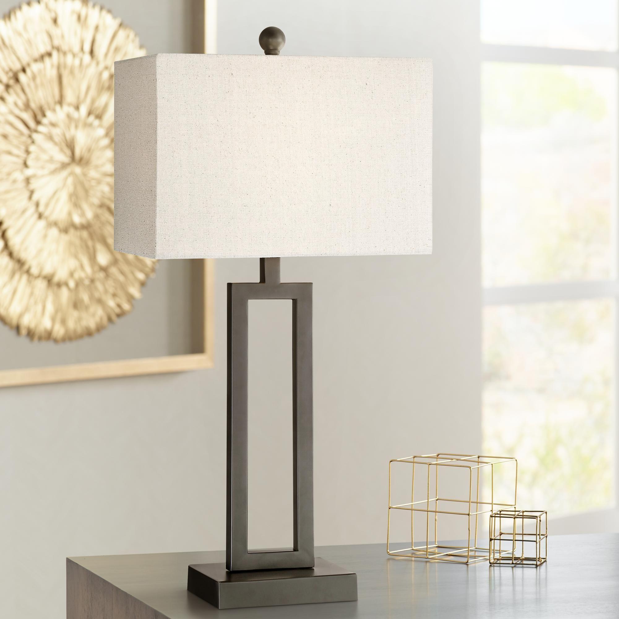 Table Lamps Aston Black Modern Table Lamp Black Table Lamps Table Lamps Living Room Modern Table Lamp