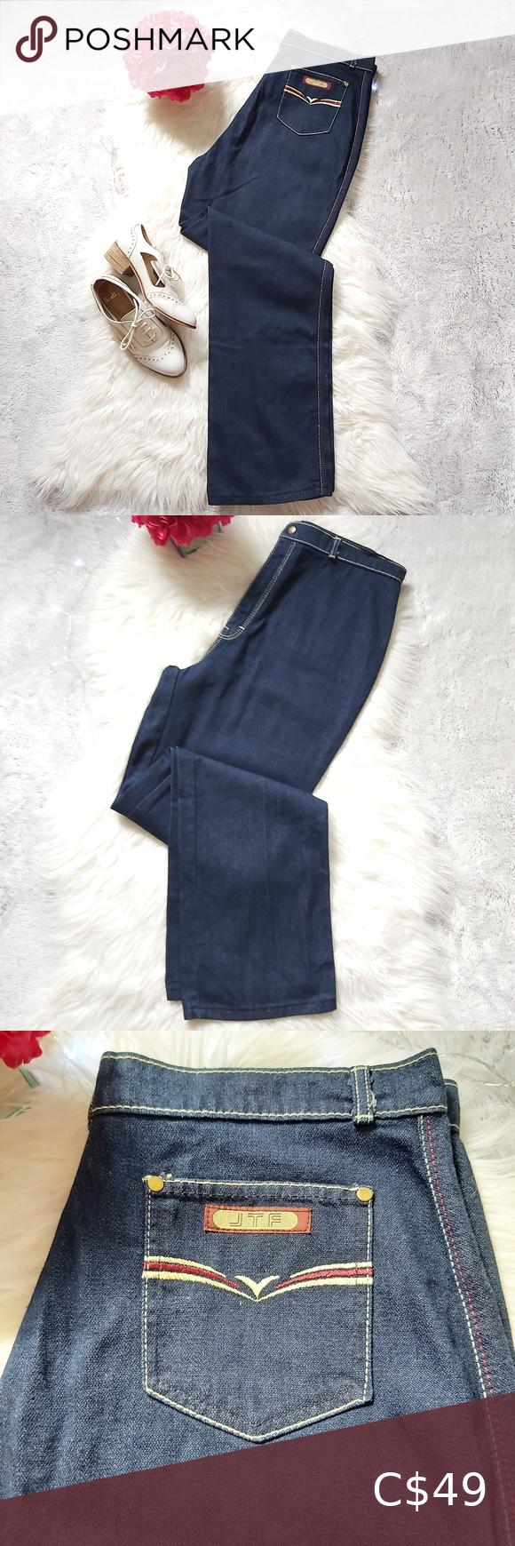 Dark Wash Vintage High Waisted Jeans PRICE DROP
