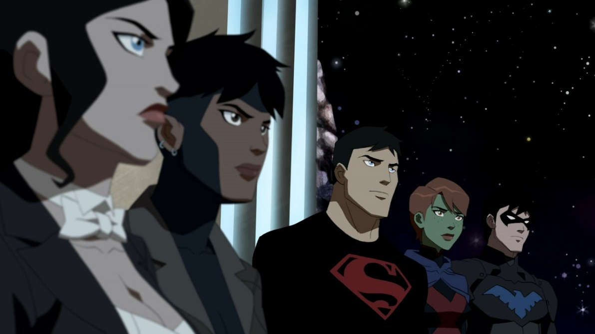Shadowgirl502 Young Justice Invasion Season 2 Nightwing Young Justice Young Justice Young Justice League