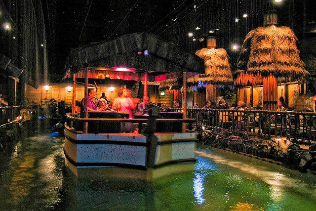 Tonga Room Tiki Tiki Bar Tiki Room