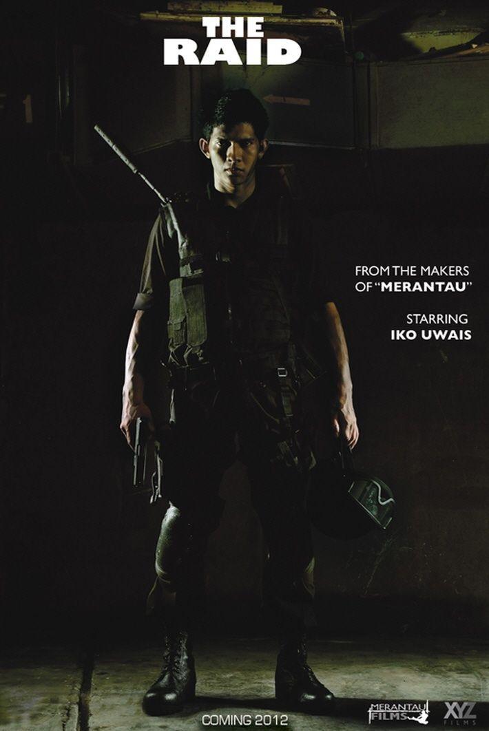 The Raid Gareth Evans Peliculas