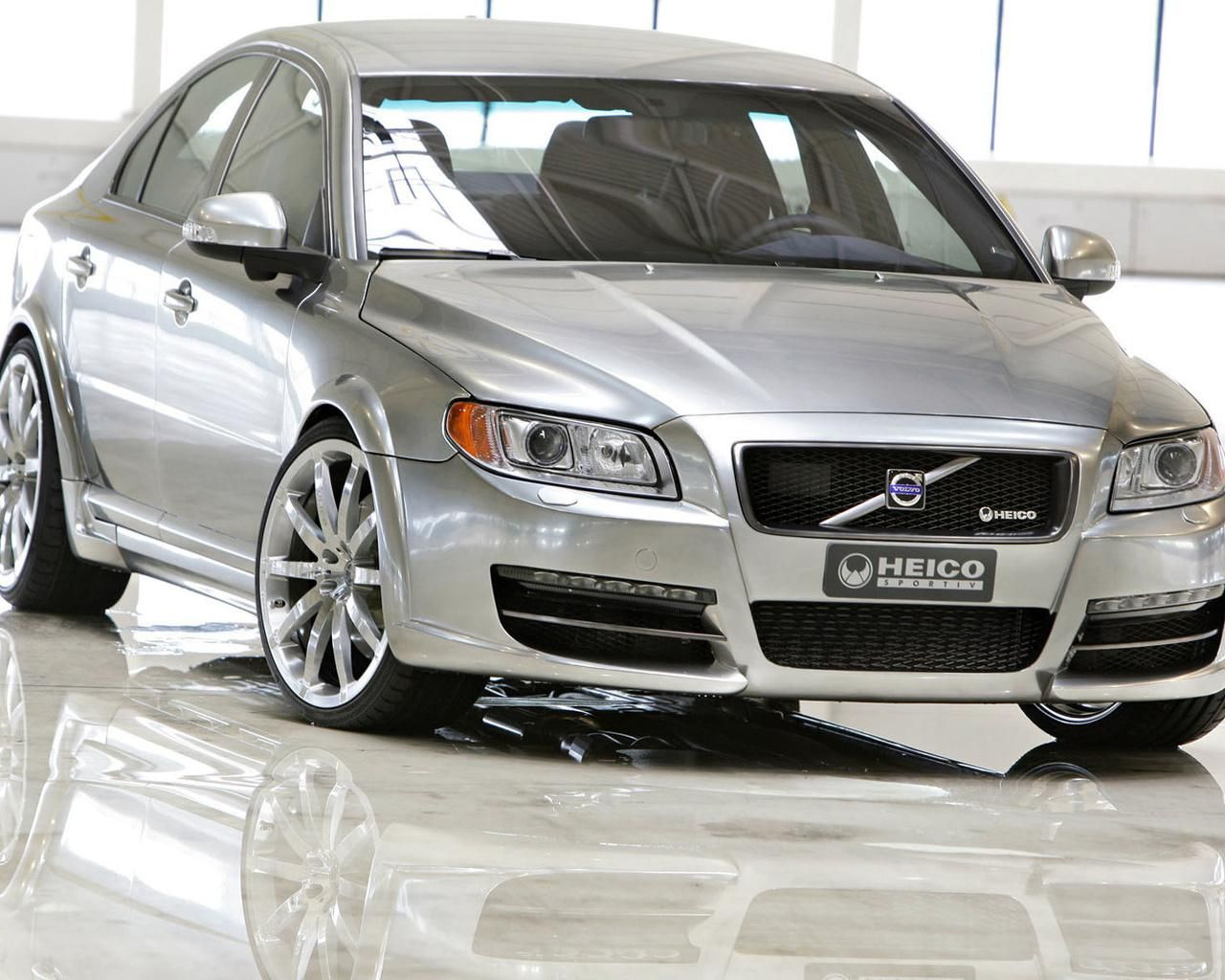 Volvo S80 Heico  HD Wallpaper - http://1sthdwallpapers.com/volvo-s80-heico-hd-wallpapers/