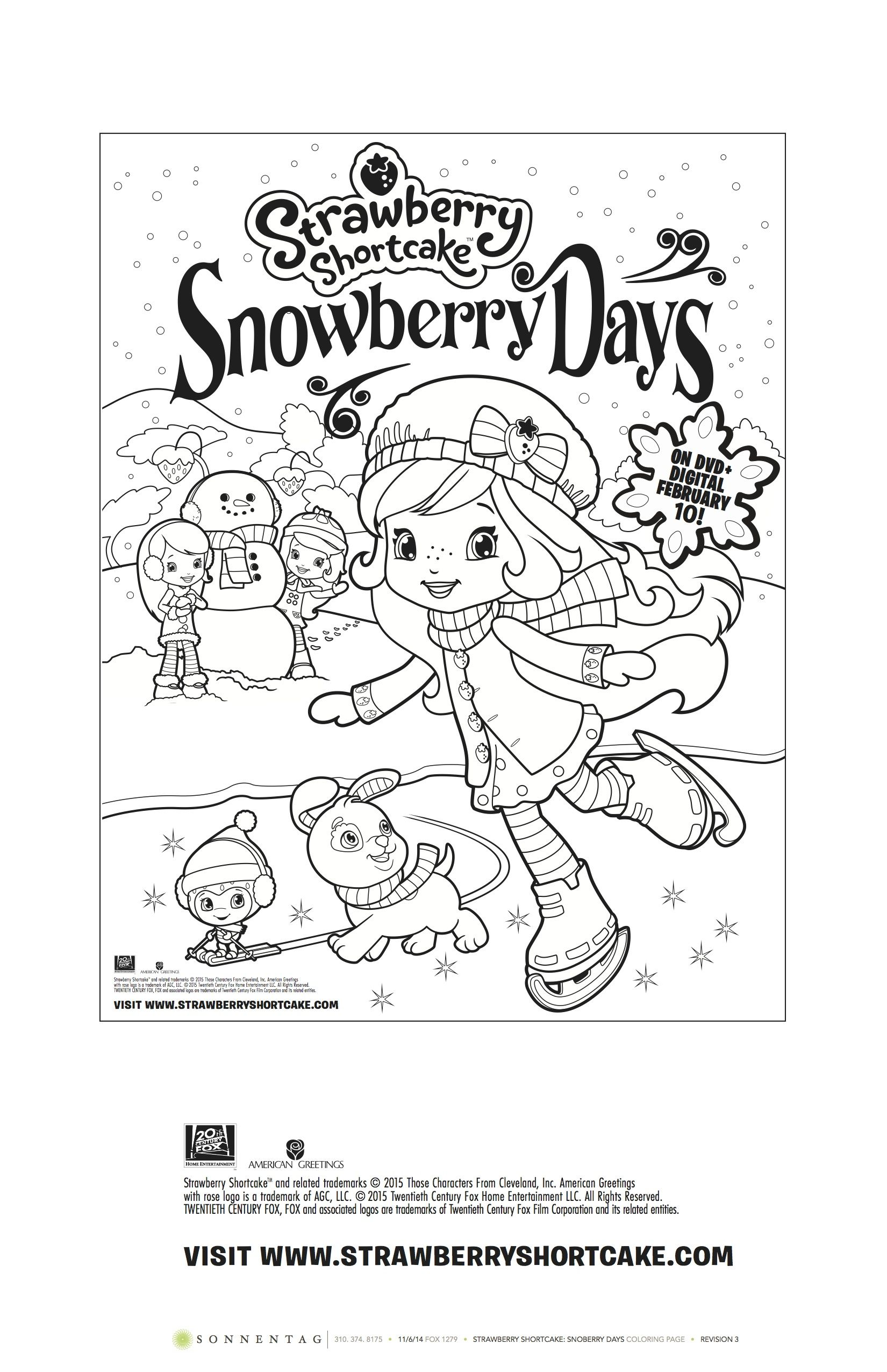 Have a strawberry shortcake fan in your house free strawberry have a strawberry shortcake fan in your house free strawberry shortcake coloring page plus enter kristyandbryce Choice Image