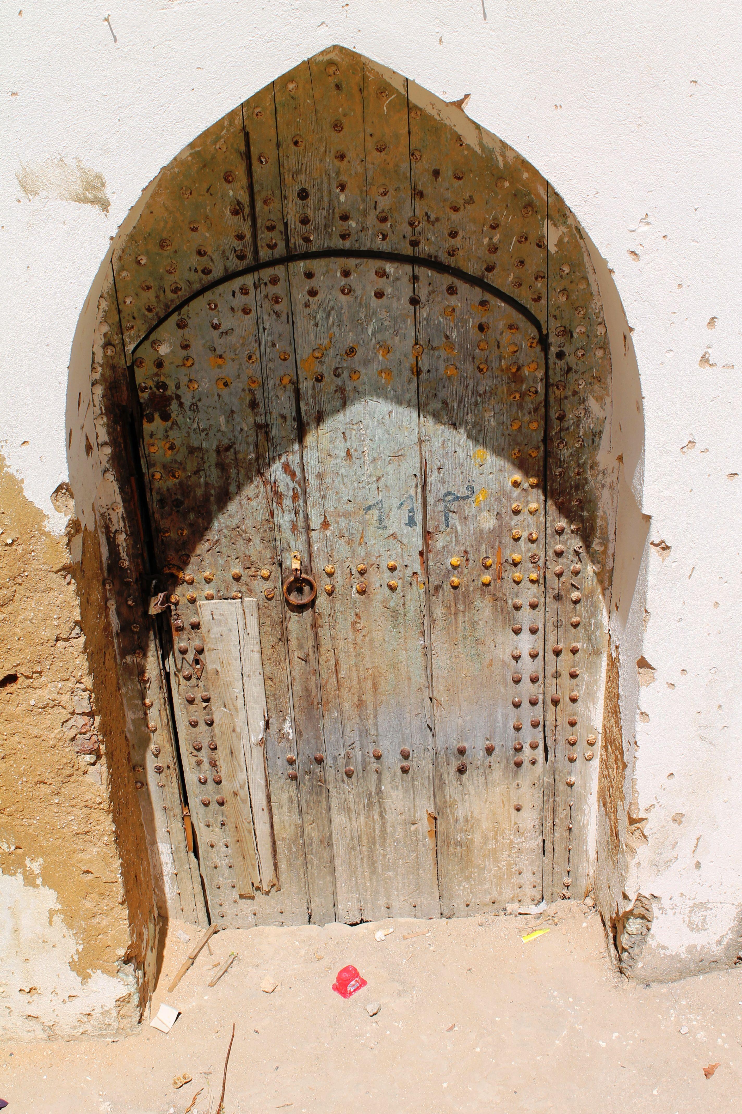 La ville de ouazan Maroc. Villa, Maroc
