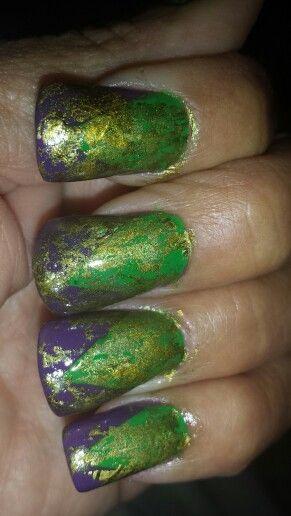 Nails color combinations