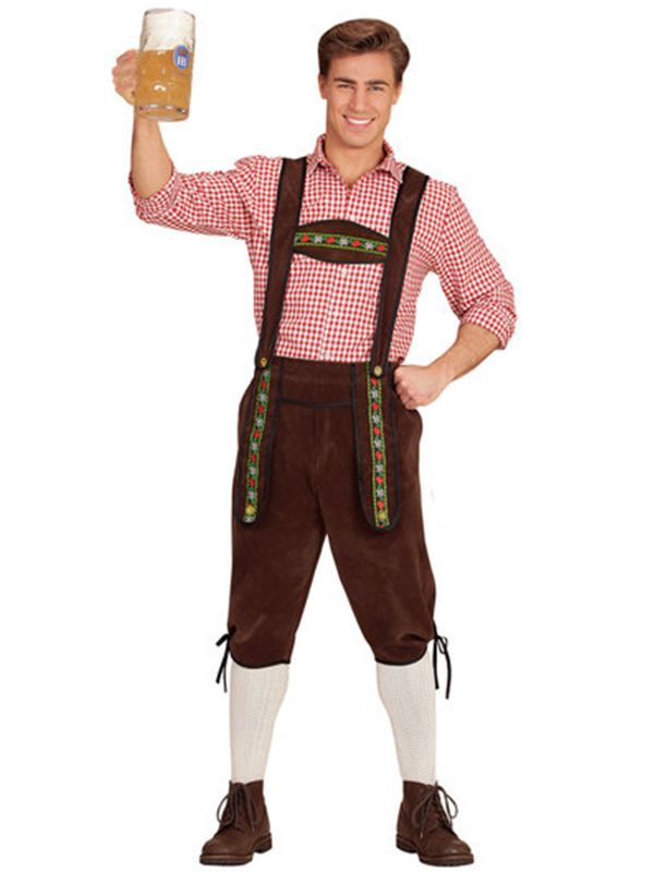 A traditional Oktoberfest Costume. //.novelties-  sc 1 st  Pinterest & Bavarian Man. A traditional Oktoberfest Costume. http://www ...