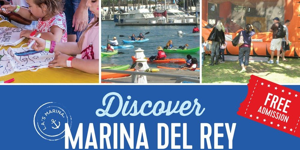 Discover marina del rey this free community and family