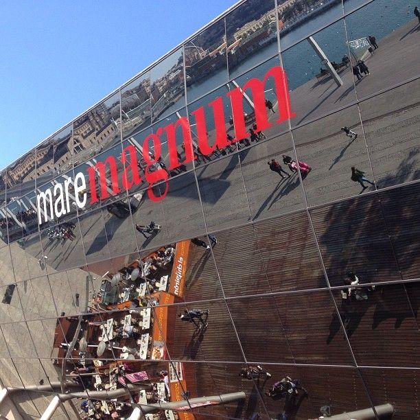 Maremagnum shopping mall @ Barcelona, Spain