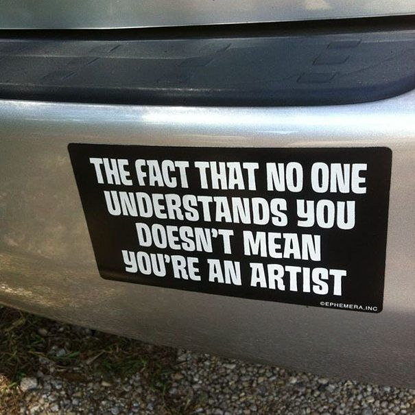 15 funny bumpers stickers that will make you look twice