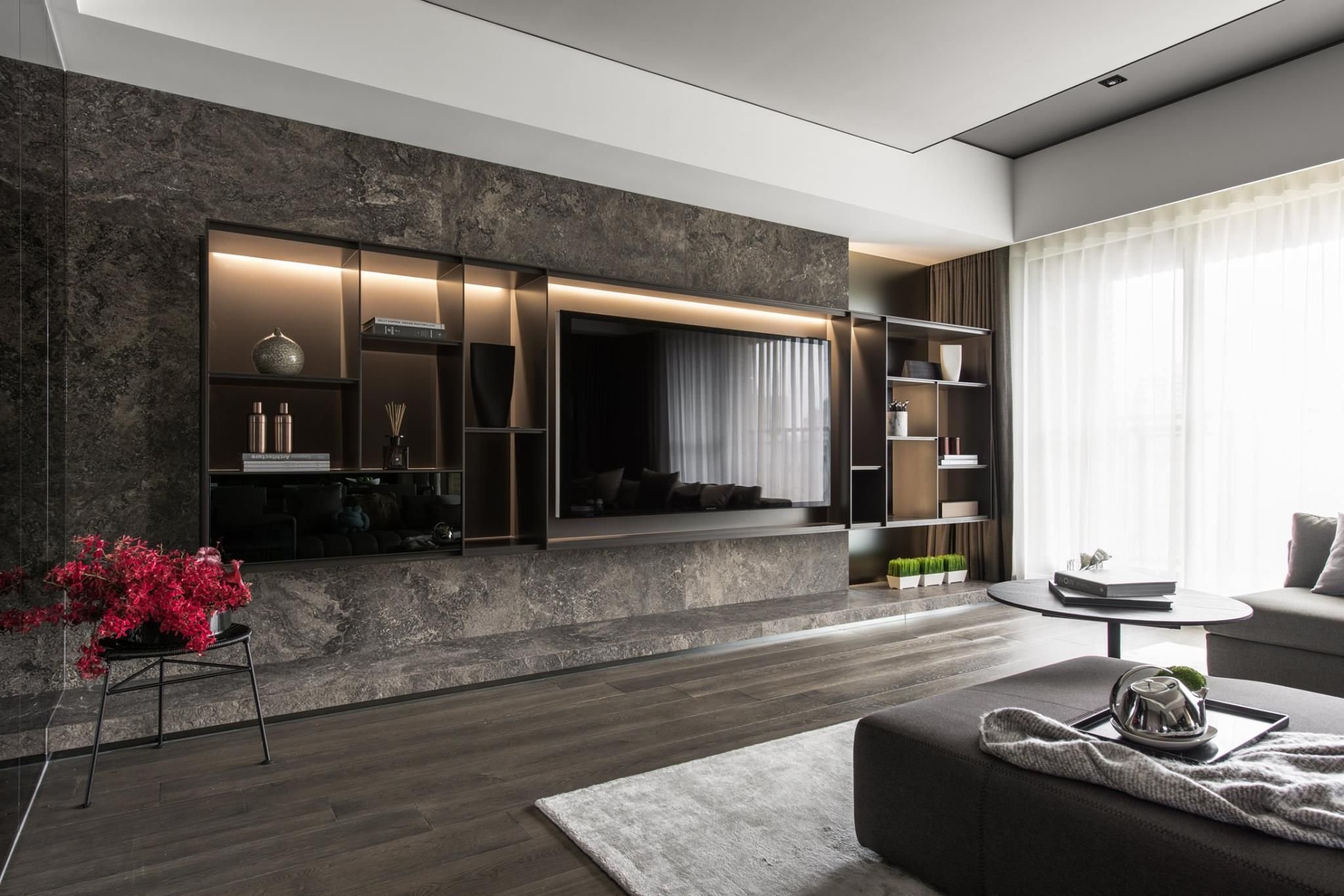 Pin by GuanYi Tseng on living room | Living room designs ...