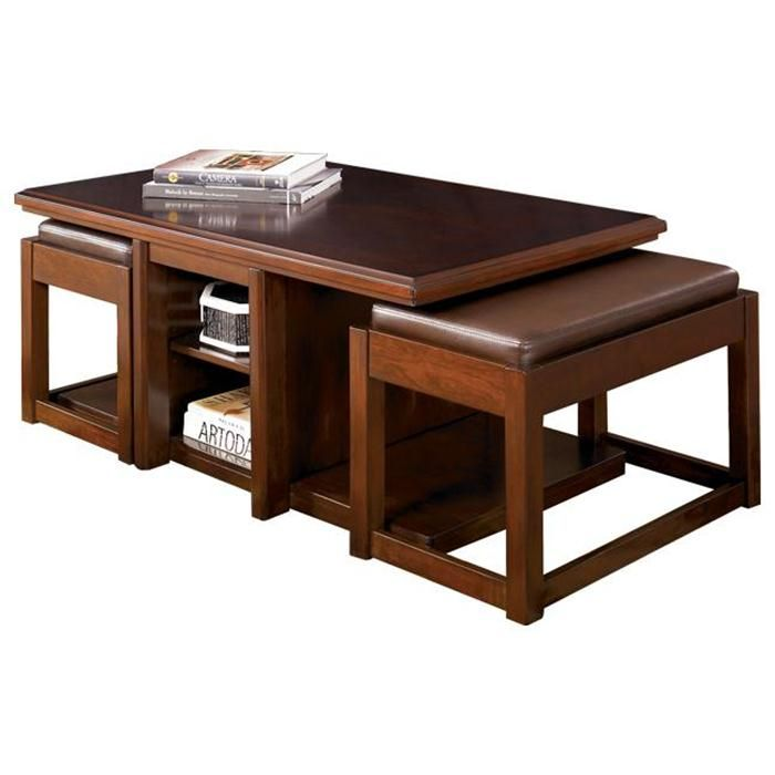 Nebraska Furniture Mart Coffee Table With Seating Coffee Table With Stools Underneath Coffee Table With Chairs
