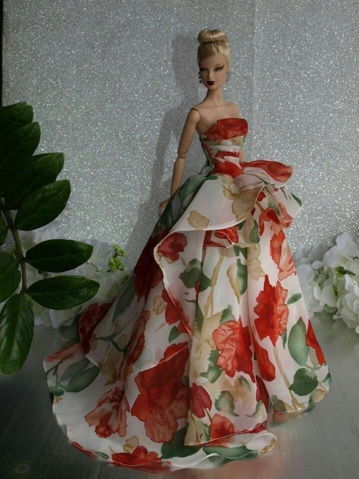 Pin De Remilda Rose Designs Em My Style Bonecas De Moda