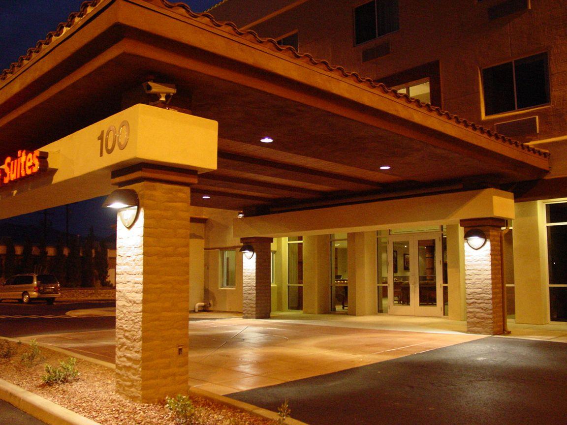 hotel porte cochere design | Garden Place Suites Hotel, Raymond E ...
