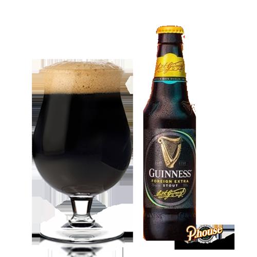 Bia Guinness Stout 7 5 Chai 330ml Thung 24 Chai Birra