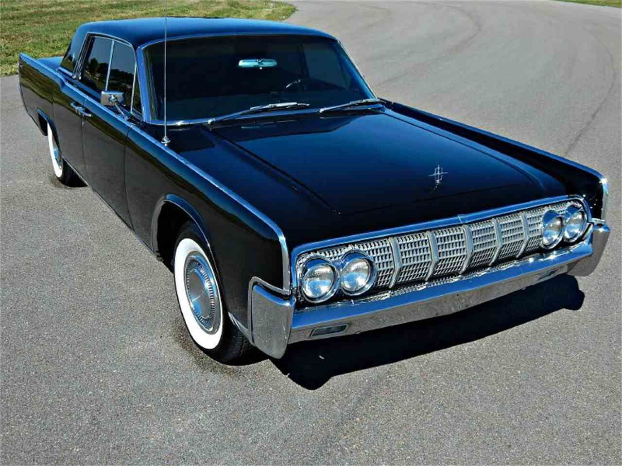 1964 Lincoln Continental Lincoln Continental Pinterest Dream