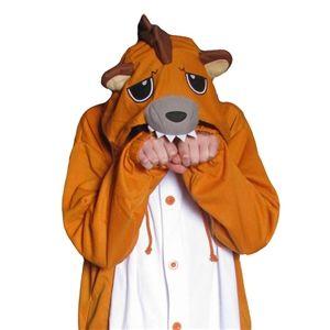 Hyena Kigurumi Costume / Medium