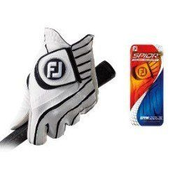 Footjoy Spidr2 Men S Golf Glove Regular Left Hand By Footjoy 12 95 Maximum Grip And Control In A High Tech Design Features Mens Golf Sports Leather