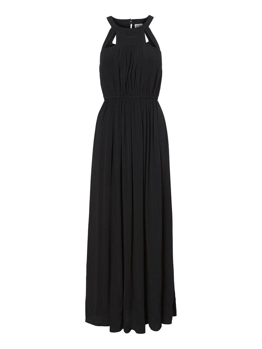 CUT OUT MAXI DRESS - Vero Moda