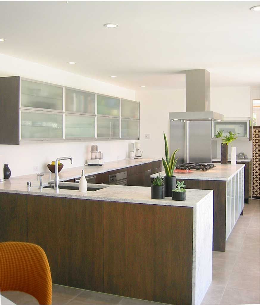 Experimenting with Kitchen Countertop Paint: Modern Kitchen ...