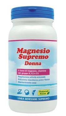 Campione gratuito Integratore Magnesio Supremo Donna