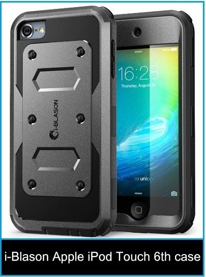 quality design 4c734 d18fa Six Best iPod 6th generation cases: Top in 2017 | Accessories | Ipod ...