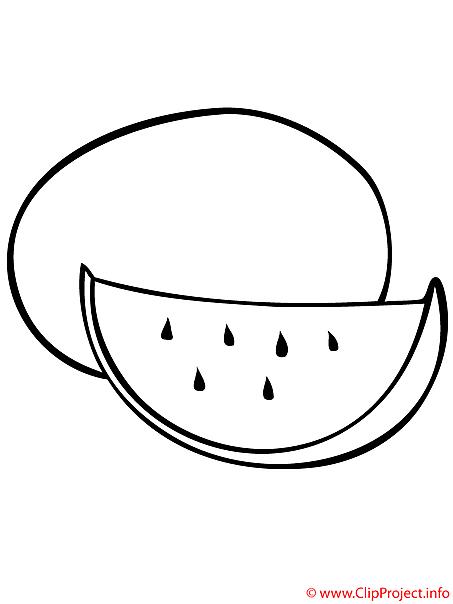 Wassermelone Malvorlagen Wassermelone Malvorlage Malvorlagen Obst Und Gemuese Fruit Coloring Pages Melon Watermelon