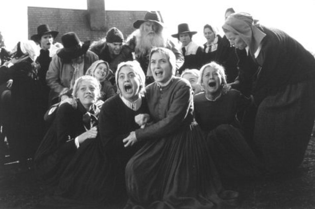 Image result for the crucible stills black and white