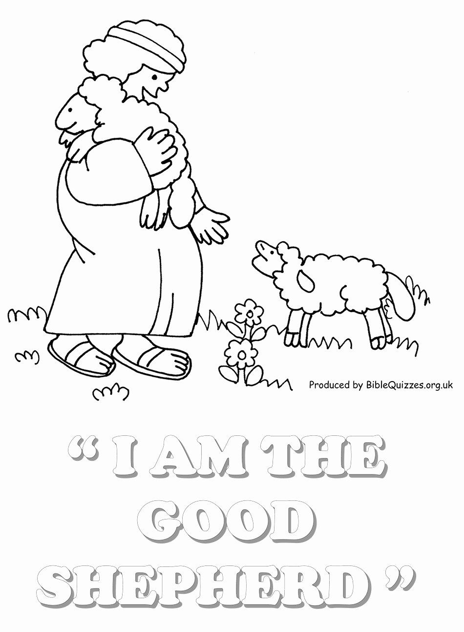 Feed My Sheep Coloring Page Unique 360 Best Images About Good