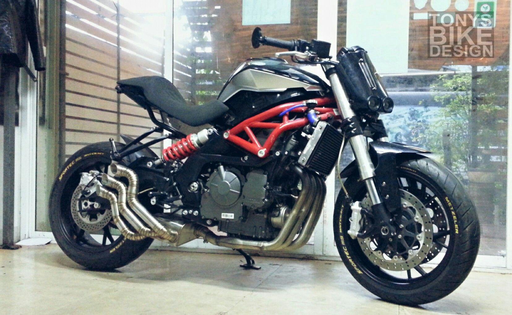 Benelli Bn600 Custom Naked Sport ? ?????????? ???? ? Tel