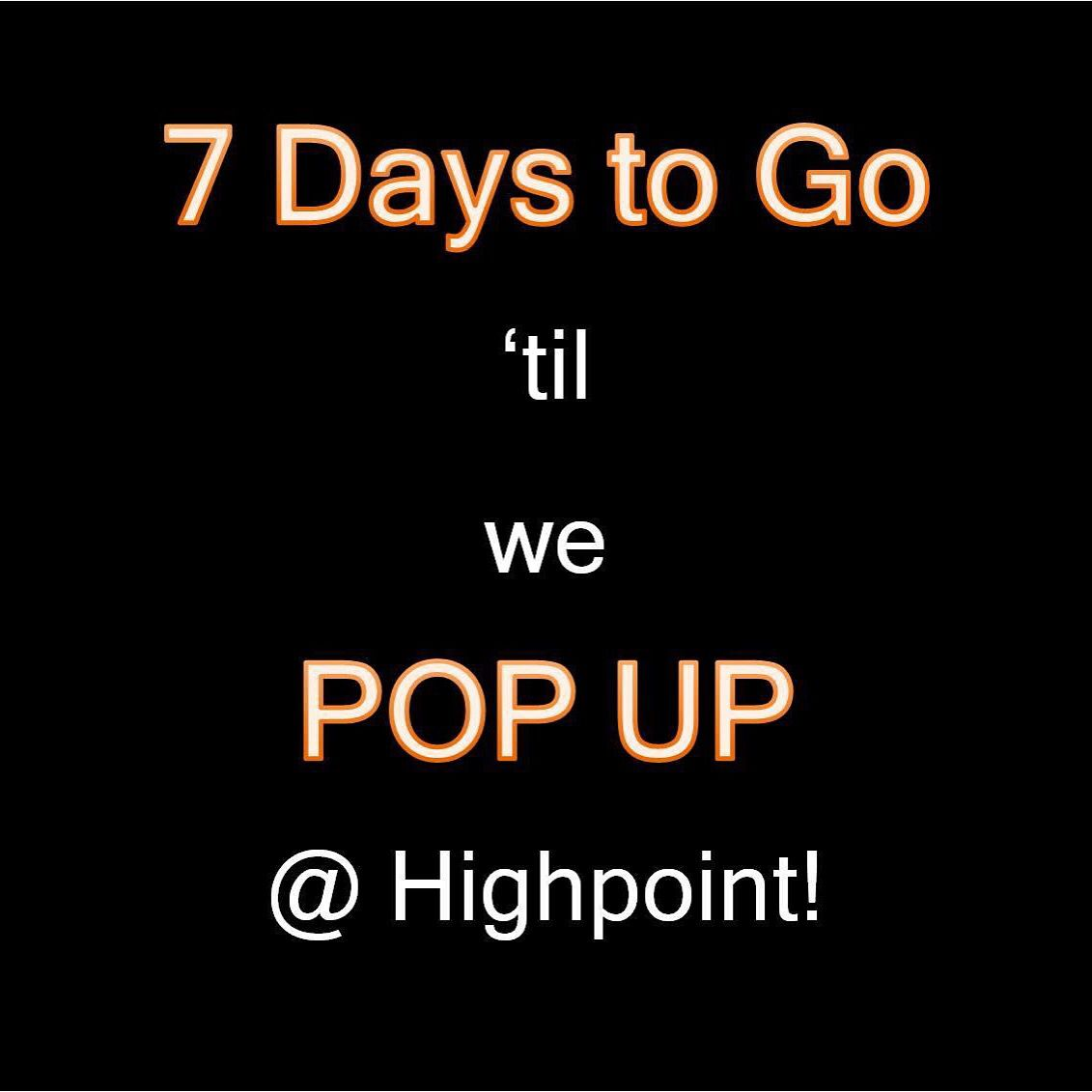 Not long to go!! 😄😄😄  #popup #proyagerpopup #popupmelbourne #melbournepopups #melbournepopup #melbourne #maribyrnong #highpoint #proyager #proyageraus #canvasbag #messengerbag #laptopbag #totes #satchel #travelbag #slingbag #camerabag #canvastote #canvastotebag #canvasmessengerbag #backpack #laptopbackpack #Australianowned #Australia #mensbag #womensbag #putitinaproyager #bag #bags