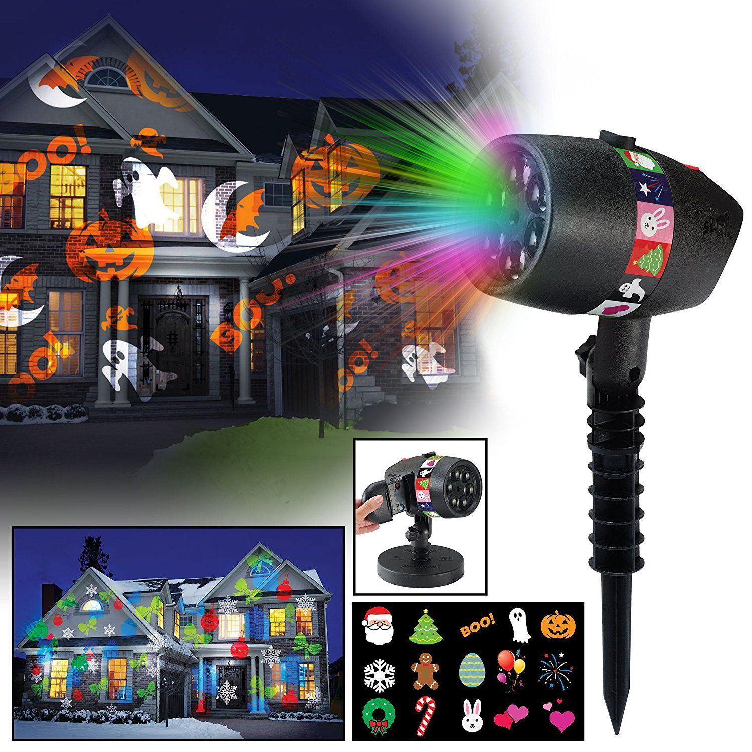 This bestselling projector is great for Halloween