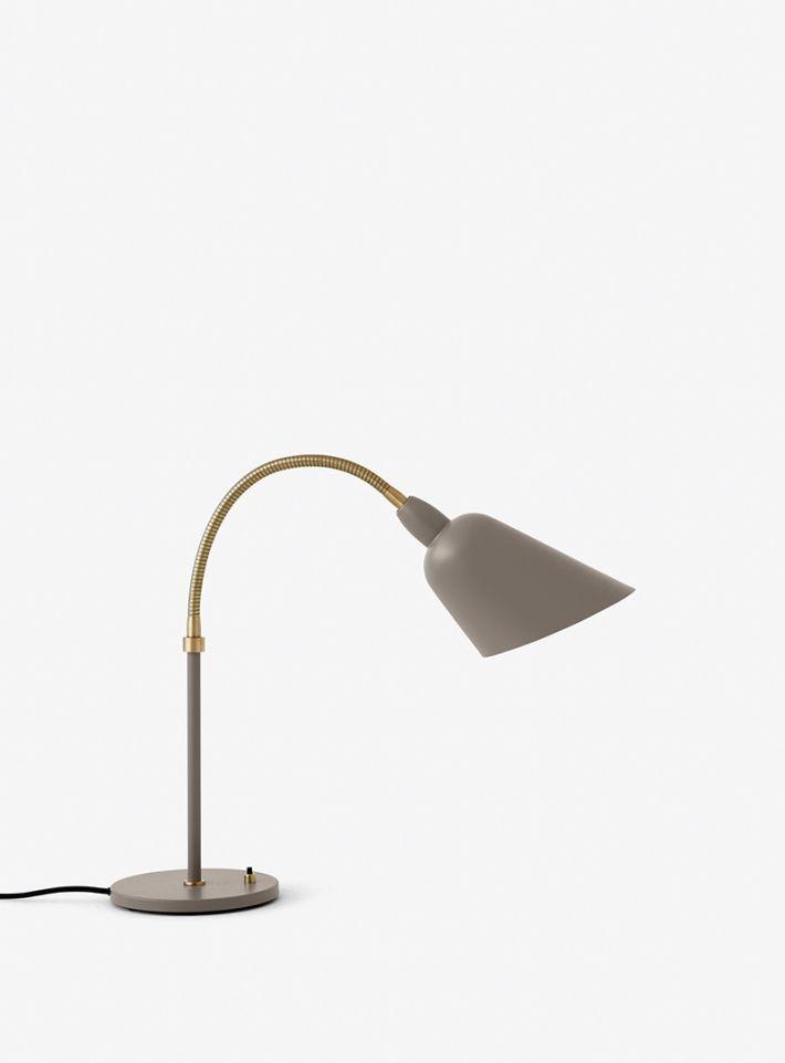 Bellevue desk lamp by Arne Jacobsen / table lampe / designer lamp ...