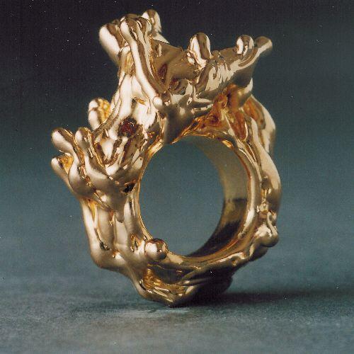 BarbaraUderzo Designer Rings and more rings Pinterest