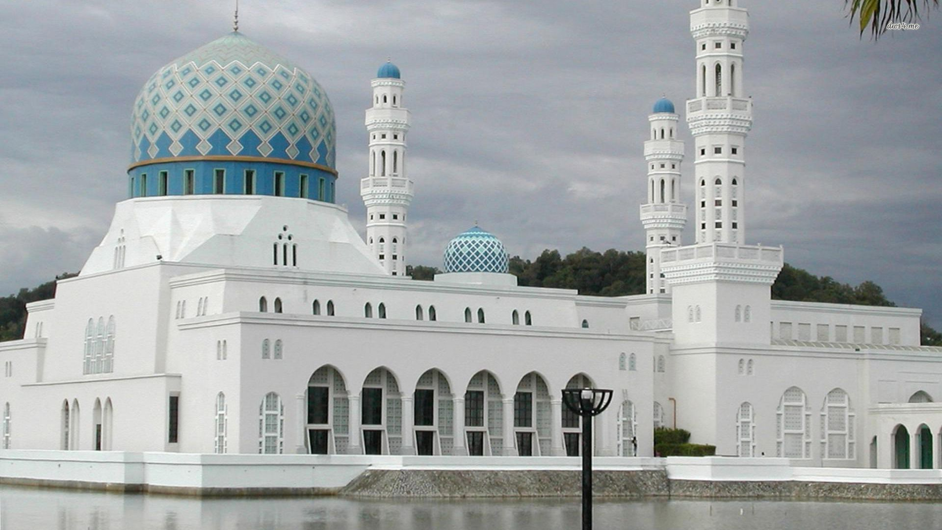 kota kinabalu city mosque wallpaper d n pinterest kota