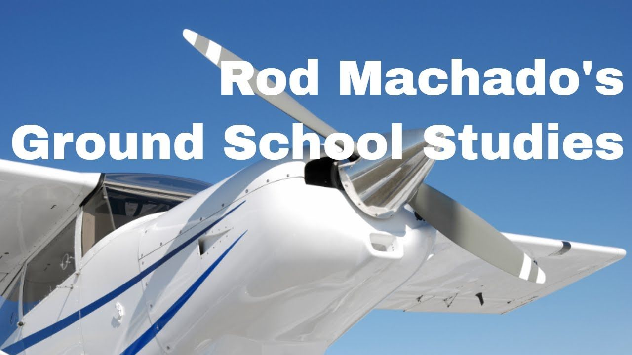 Ground School Studies For The Private Pilots License