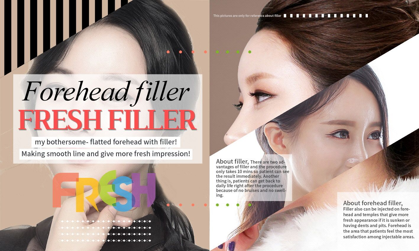 Pin by Fresh Plastic Surgery on Filler&Botox | Korean