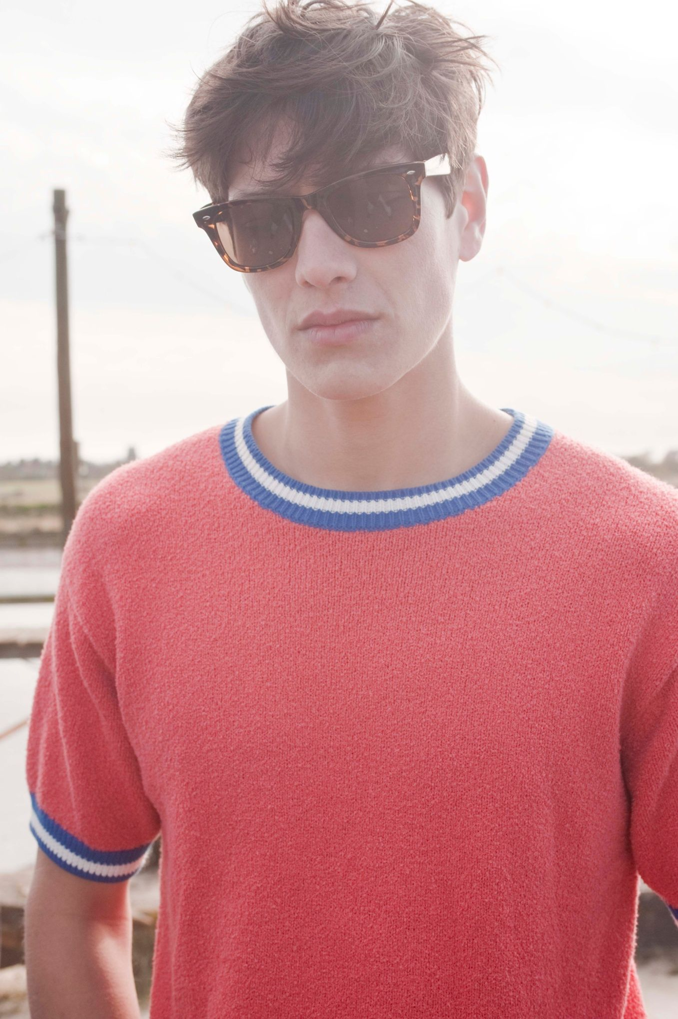 Men's and women's key summer trends on the high street – in pictures