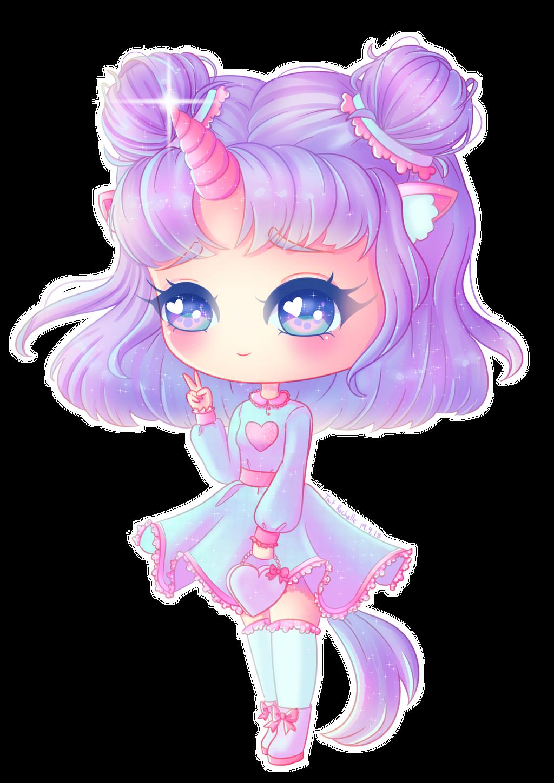 Chibi 205 49 Best Of Unicorn Chibi Girl By Taitrochelle On Deviantart Cute Anime Chibi Chibi Girl Chibi Anime Kawaii