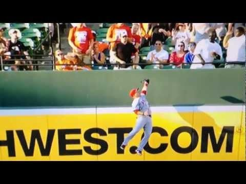 CATCH OF THE YEAR MIKE TROUT!!!!