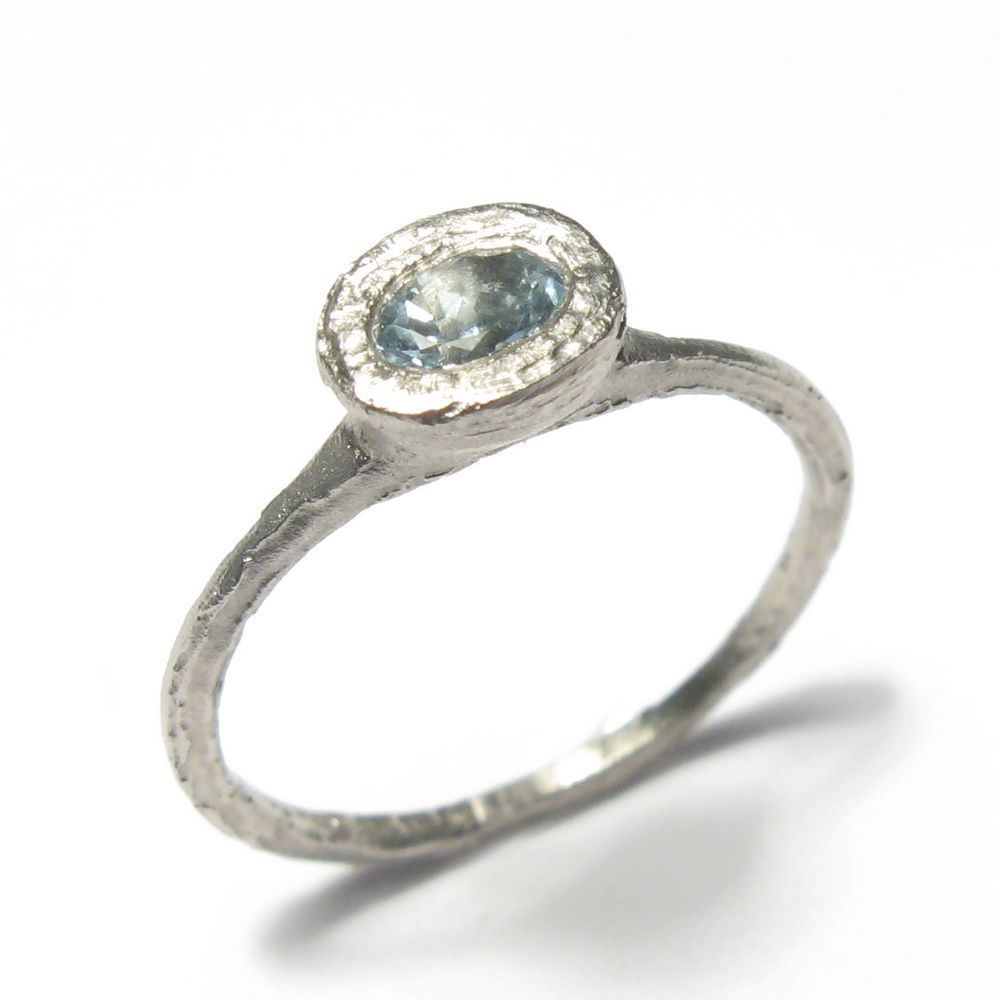 pin birthstone gold november solitaire stone blue topaz ring rings precious engagement semi