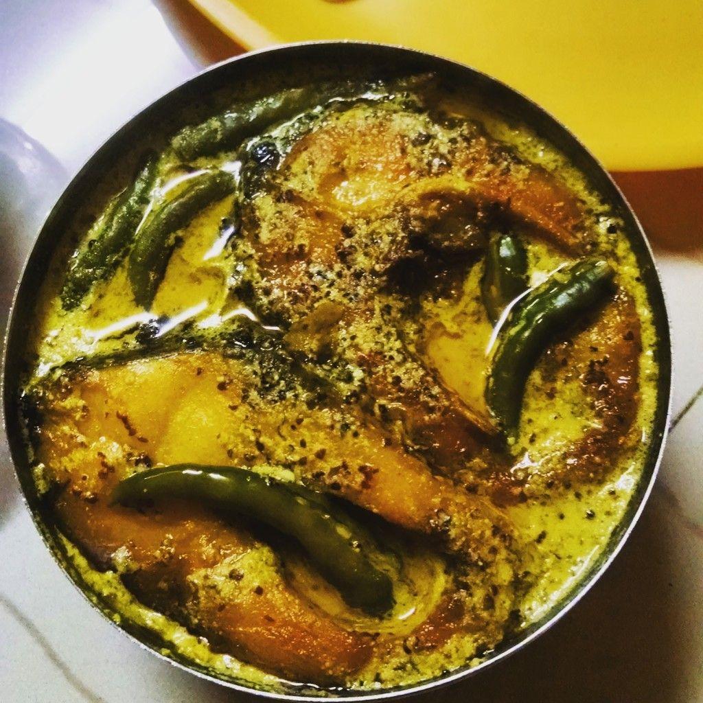 Bengali fish curry in mumbai recipes we pinterest fish bengali fish curry in mumbai indian food recipesfish forumfinder Image collections